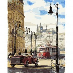 Лондон Раскраска по номерам на холсте KH0630