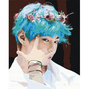 Nuna V Раскраска картина по номерам на холсте AAAA-RS033