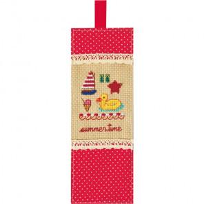Лето Набор для вышивания закладки XIU Crafts 2871203