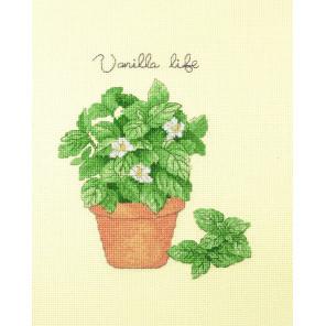 Жизнь растений Набор для вышивания XIU Crafts 2032006