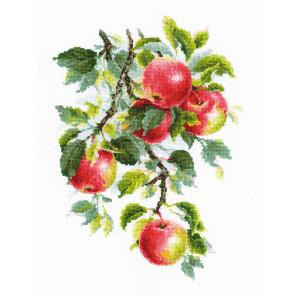 Наливные яблочки Набор для вышивания Риолис 1938
