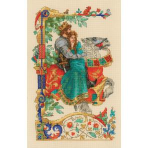 Баллада о любви Набор для вышивания Риолис 1924