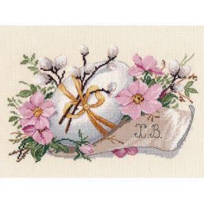 Светлое Воскресенье Набор для вышивания Овен 1375
