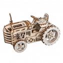 Трактор 3D Деревянный конструктор