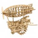 Дирижабль 3D Деревянный конструктор