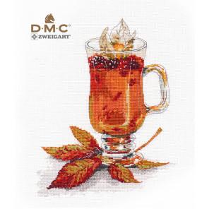 Облепиховый пунш Набор для вышивания Овен для вышивания Овен 1369