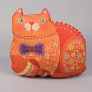 Кошка Подушка декоративная фигурная Матренин посад 9169
