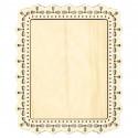 Узор 1 средняя Рамка деревянная для вышивки
