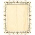 Узор 1 большая Рамка деревянная для вышивки