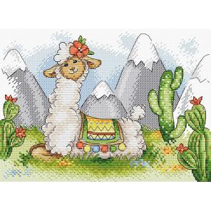Весна пришла Набор для вышивания МП Студия М-569