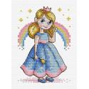 Принцесса Набор для вышивания МП Студия