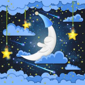 Спокойной ночи Набор для вышивания бисером Матренин Посад 0179 Б