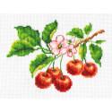 Ветка вишни Набор для вышивания Многоцветница