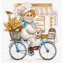 Пекарь Набор для вышивания Алиса