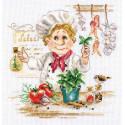 Шеф-повар Набор для вышивания Алиса