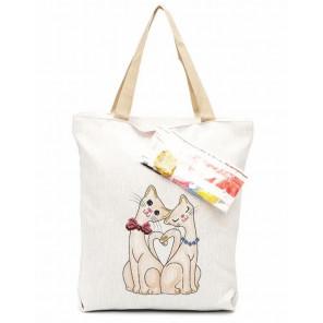 Милашки Набор для создания текстильной сумки Матренин Посад 8510