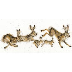 Весна идет Набор для вышивания Bothy Threads XHD82
