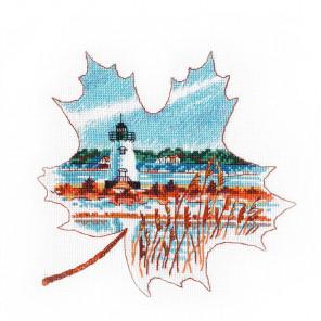Свет Эдгартауна Набор для вышивания Овен 1269