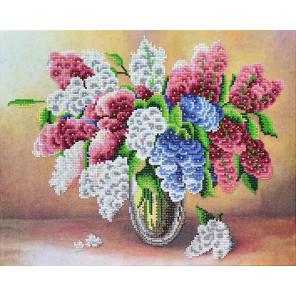 Сирень Алмазная вышивка мозаика Color Kit KU102