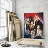 Maneskin / Манескин 80х100 см Раскраска картина по номерам на холсте AAAA-RS278-80x100