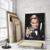 Великий Гэтсби 100х125 см Раскраска картина по номерам на холсте AAAA-RS279-100x125