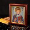 Пример готовой работы Лука Крымский Набор для вышивания бисером Кроше В-357