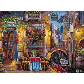 Волшебная Венеция Набор для вышивания Merejka K-160