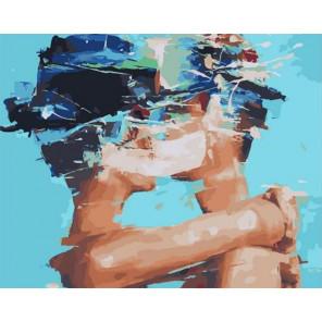 Продолжение друг друга Раскраска картина по номерам на холсте PK11464