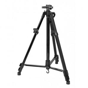 Чёрный Мольберт телескопический тренога Белоснежка 70-BS