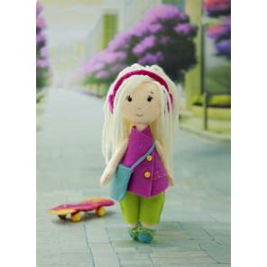 Малышка Натали Набор для создания игрушки своими руками Molly МА-8