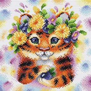 Летний день Алмазная вышивка мозаика Brilliart МС-099