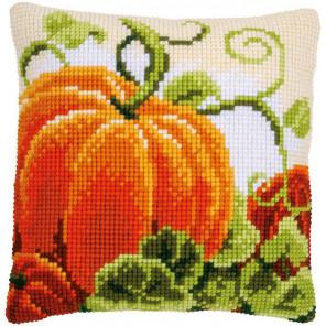 Тыквы Набор для вышивания подушки Vervaco PN-0147534