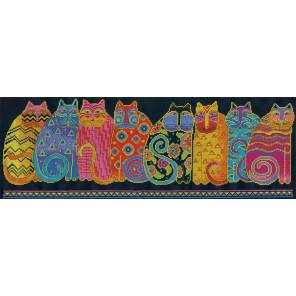 Семейный подряд Набор для вышивания Design works 3380