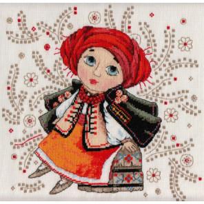На приданом Набор для вышивания Merejka K-01