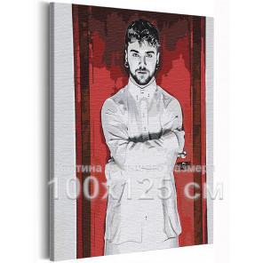 Олли / Olli Matela / Blind Channel 100х125 см Раскраска картина по номерам на холсте AAAA-RS359-100x125