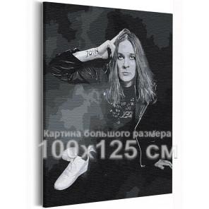 Йоэль Хокка / Blind Channel / Violent Pop 100х125 см Раскраска картина по номерам на холсте AAAA-RS360-100x125