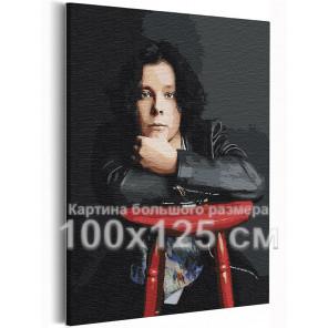 Алекси / Blind Channel 100х125 см Раскраска картина по номерам на холсте AAAA-RS361-100x125