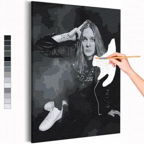 Йоэль Хокка / Blind Channel / Violent Pop Раскраска картина по номерам на холсте AAAA-RS360