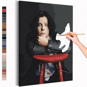 Алекси / Blind Channel Раскраска картина по номерам на холсте AAAA-RS361