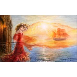 Мечта Алмазная вышивка мозаика АЖ-1913