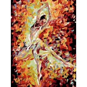 Огонь свечи Раскраска картина по номерам акриловыми красками на холсте Белоснежка