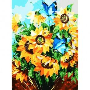 Летний день Раскраска картина по номерам акриловыми красками Color Kit