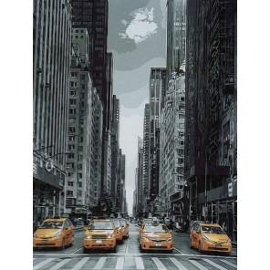 GX9386 Нью-Йорк, Нью-Йорк Раскраска картина по номерам акриловыми красками на холсте
