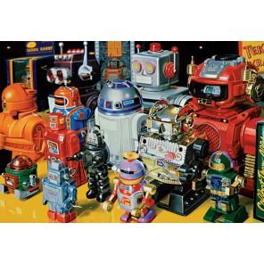 Роботы Пазлы Educa