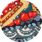 Сова Набор для вышивания Белоснежка