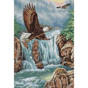 Царство орла 35225 Набор для вышивания Dimensions ( Дименшенс )