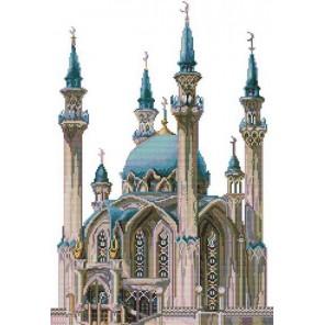 Мечеть Кул Шариф Набор для вышивания Белоснежка