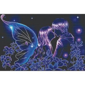 Волшебный поцелуй Набор для вышивания Белоснежка