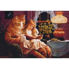 Вечерняя сказка Набор для вышивания Белоснежка