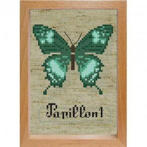 Бабочка Набор для вышивания Белоснежка
